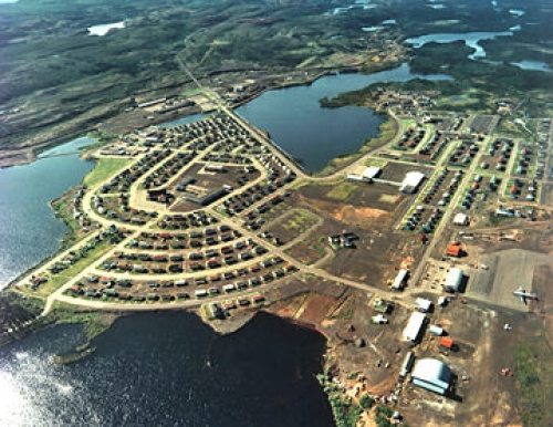 Town of Schefferville